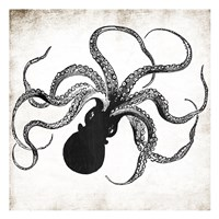 Octopus Ink Fine Art Print