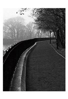 Central Park Endless Path Fine Art Print