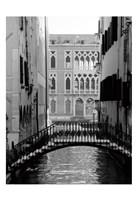 Cinque calli di Venezia 1 Fine Art Print
