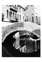 Venice Bridge 2 Fine Art Print