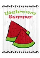 Summer Watermelon Fine Art Print