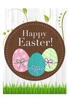 Happy Easter Fine Art Print