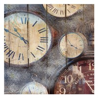 In Time 1 Fine Art Print