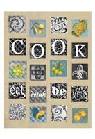 Cook Tiles Fine Art Print