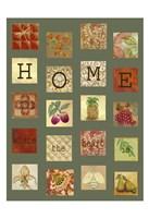 Home Tiles Fine Art Print