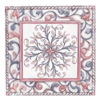 Florentine Rose Quartz & Serenity 1 Fine Art Print