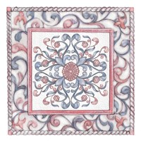 Florentine Rose Quartz & Serenity 2 Fine Art Print