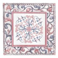 Florentine Rose Quartz & Serenity 3 Fine Art Print