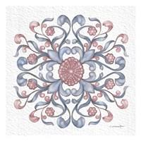 Florentine Scroll 2 Fine Art Print