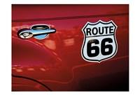 Classic Route 66 Fine Art Print