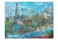 Paris in the Afternoon Fine Art Print