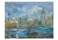 London in the Afternoon Fine Art Print