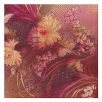 Marooned Florals 3 Fine Art Print
