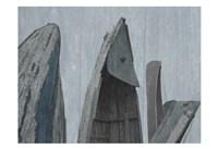Wooden Boats Fine Art Print