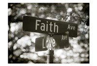 Faith and Love Fine Art Print