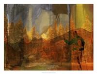Denver Hiker Fine Art Print
