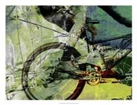 Mountain Bike Fine Art Print