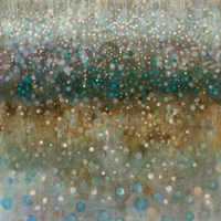 Abstract Rain Fine Art Print