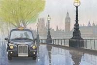 Along the Thames v.2 Fine Art Print