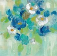 Spring Aroma III White Flowers Fine Art Print