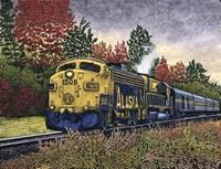 Engine #1508 Fine Art Print