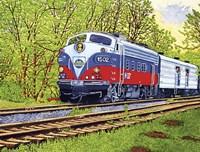Engine #1502 Fine Art Print