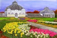 Botanical Gardens, Buffalo, NY Fine Art Print