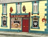 Ireland - Riordan's Pub Fine Art Print