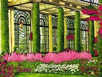 Longwood Gardens - Conservator, Pennsylvania Fine Art Print