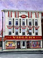 Vidler's 5&10, East Aurora Ny Fine Art Print