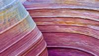 Rainbow Rocks Fine Art Print