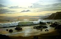 Waves Fine Art Print