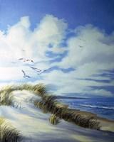 Sand Dune Fine Art Print