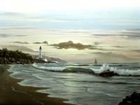 Lighthouse 3 Fine Art Print