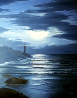 Lighthouse 5 Fine Art Print