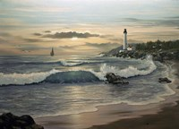 Lighthouse 6 Fine Art Print