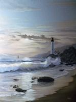 Lighthouse 8 Fine Art Print