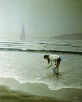 Day on the Beach 10 Fine Art Print