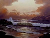 Waves 1 Fine Art Print
