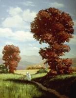 Autumn Trees 2 Fine Art Print
