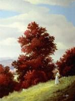 Autumn Trees 5 Fine Art Print
