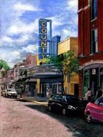 County Theater Fine Art Print