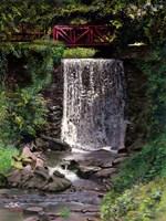 Cutalusa Falls Fine Art Print