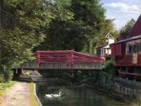 Machanic Street Bridge Fine Art Print