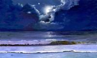 Moonscape Fine Art Print