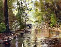 Stone Bridge Fine Art Print