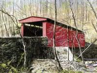 Thomas Mill Bridge Fine Art Print