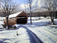 Winter 1 Fine Art Print