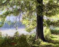 View Del Fine Art Print