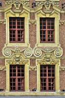Four French Windows Fine Art Print